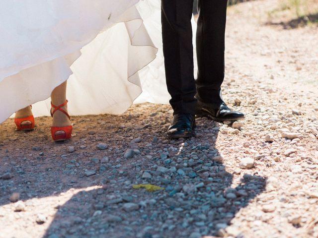 La boda de Sergio y África en Entrena, La Rioja 17