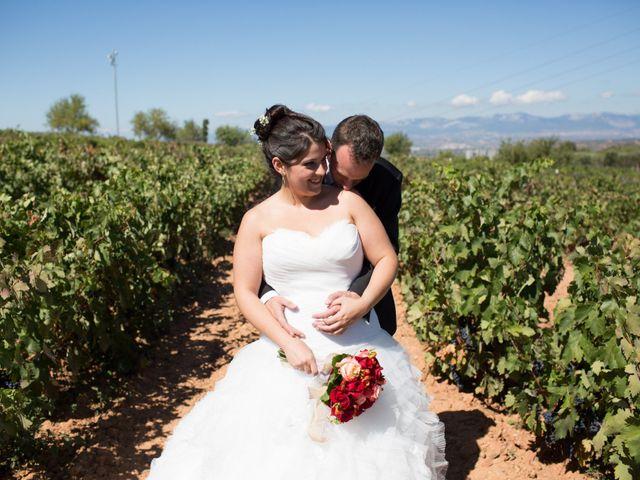 La boda de Sergio y África en Entrena, La Rioja 22