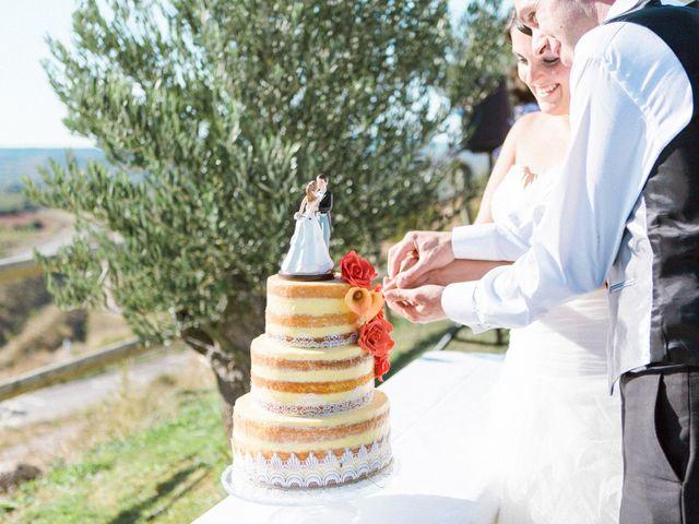 La boda de Sergio y África en Entrena, La Rioja 30