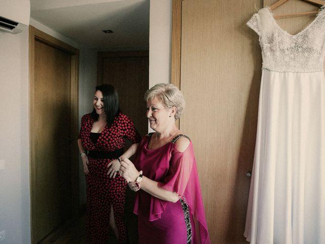 La boda de Ana y Cristian en Sant Andreu De Llavaneres, Barcelona 8