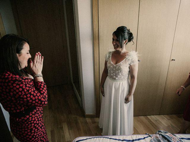 La boda de Ana y Cristian en Sant Andreu De Llavaneres, Barcelona 20