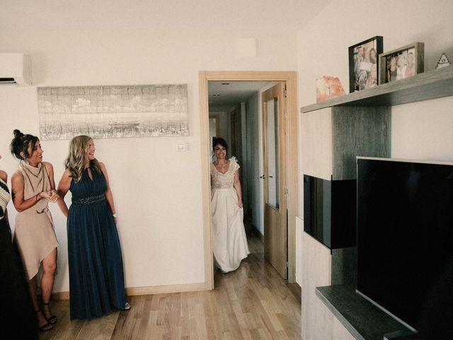 La boda de Ana y Cristian en Sant Andreu De Llavaneres, Barcelona 39