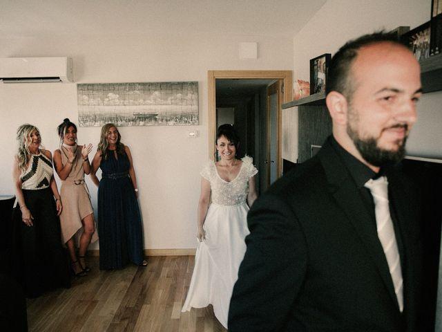 La boda de Ana y Cristian en Sant Andreu De Llavaneres, Barcelona 41