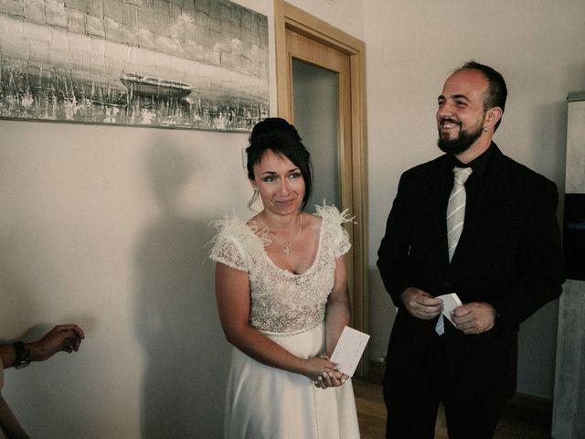 La boda de Ana y Cristian en Sant Andreu De Llavaneres, Barcelona 50