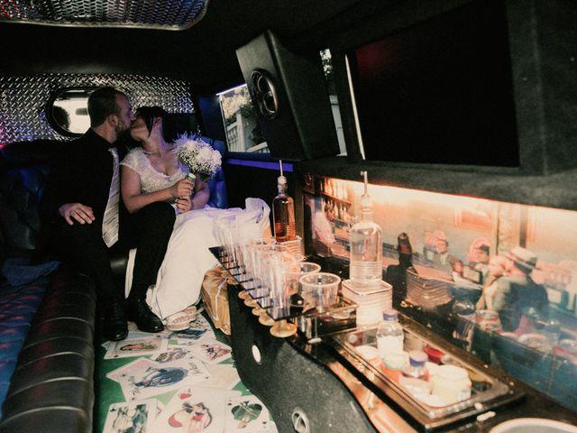 La boda de Ana y Cristian en Sant Andreu De Llavaneres, Barcelona 69