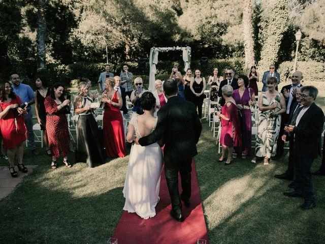 La boda de Ana y Cristian en Sant Andreu De Llavaneres, Barcelona 72