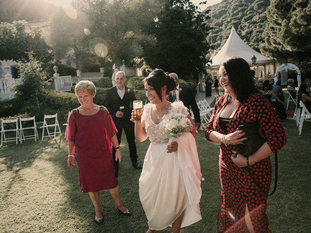 La boda de Ana y Cristian en Sant Andreu De Llavaneres, Barcelona 78
