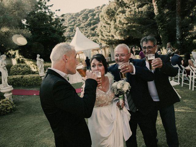 La boda de Ana y Cristian en Sant Andreu De Llavaneres, Barcelona 79