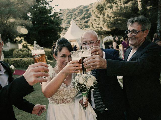 La boda de Ana y Cristian en Sant Andreu De Llavaneres, Barcelona 80