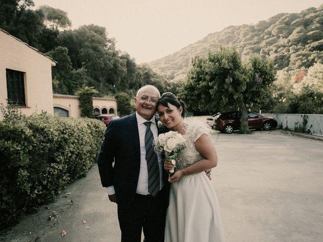 La boda de Ana y Cristian en Sant Andreu De Llavaneres, Barcelona 81