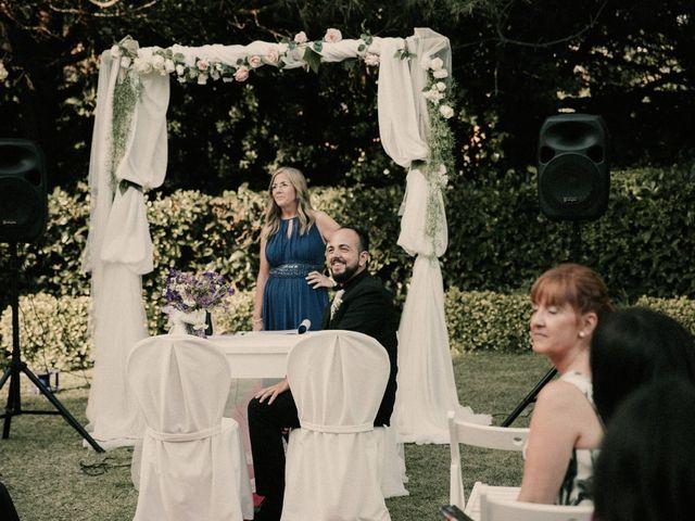 La boda de Ana y Cristian en Sant Andreu De Llavaneres, Barcelona 84