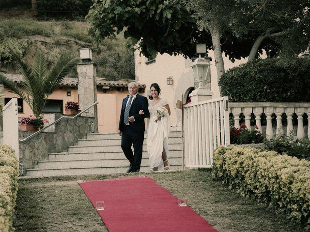 La boda de Ana y Cristian en Sant Andreu De Llavaneres, Barcelona 85
