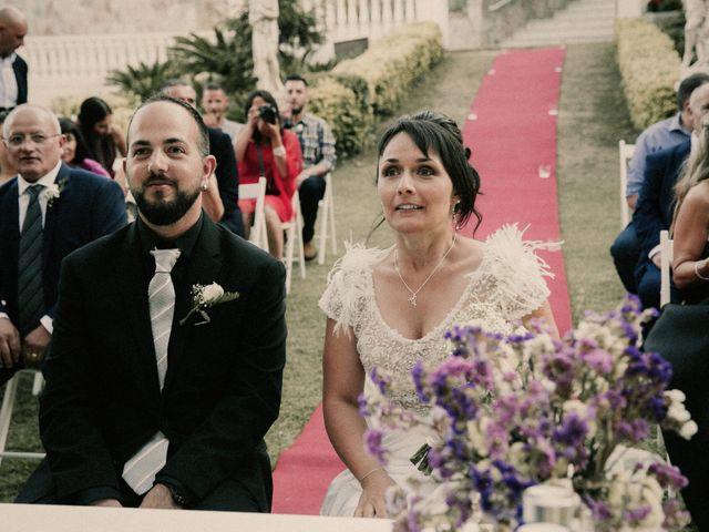 La boda de Ana y Cristian en Sant Andreu De Llavaneres, Barcelona 87
