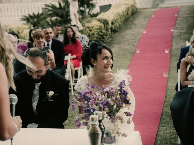 La boda de Ana y Cristian en Sant Andreu De Llavaneres, Barcelona 89