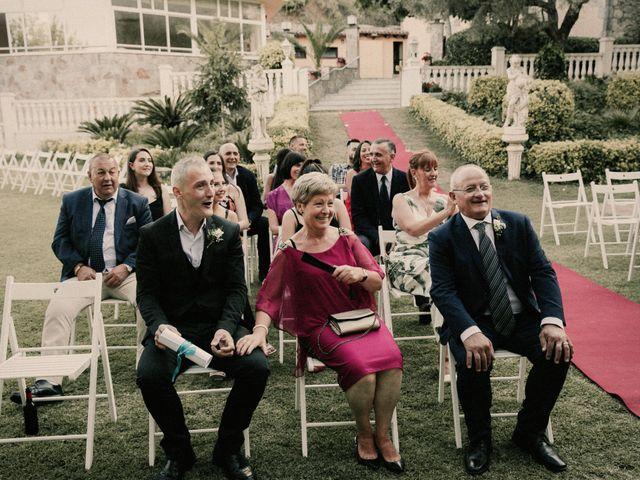 La boda de Ana y Cristian en Sant Andreu De Llavaneres, Barcelona 91