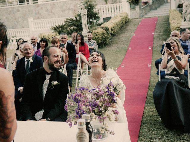 La boda de Ana y Cristian en Sant Andreu De Llavaneres, Barcelona 92