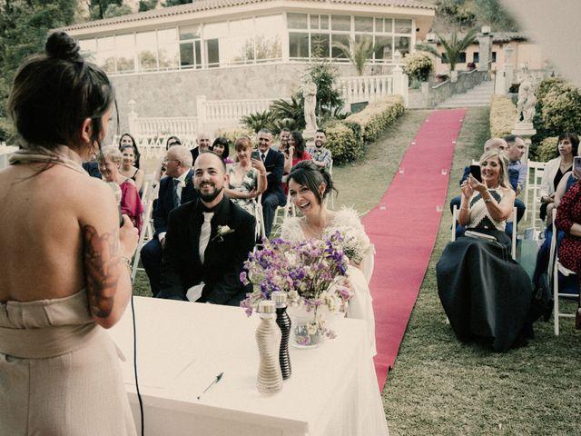 La boda de Ana y Cristian en Sant Andreu De Llavaneres, Barcelona 93
