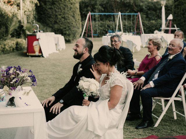 La boda de Ana y Cristian en Sant Andreu De Llavaneres, Barcelona 94