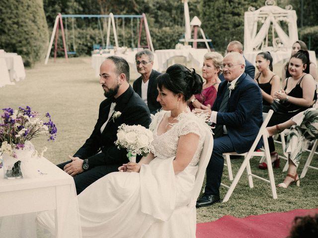 La boda de Ana y Cristian en Sant Andreu De Llavaneres, Barcelona 95