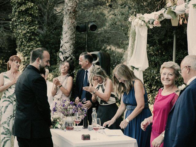 La boda de Ana y Cristian en Sant Andreu De Llavaneres, Barcelona 96