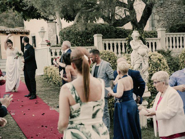 La boda de Ana y Cristian en Sant Andreu De Llavaneres, Barcelona 102