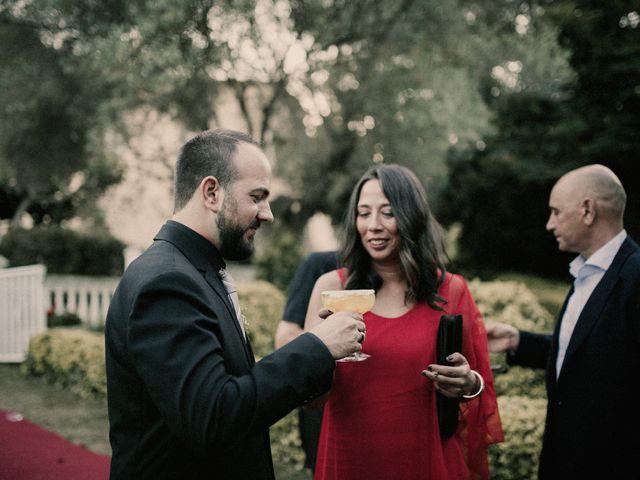 La boda de Ana y Cristian en Sant Andreu De Llavaneres, Barcelona 104