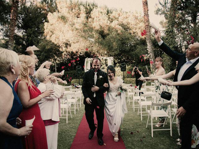 La boda de Ana y Cristian en Sant Andreu De Llavaneres, Barcelona 98
