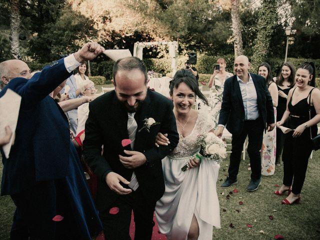 La boda de Ana y Cristian en Sant Andreu De Llavaneres, Barcelona 99