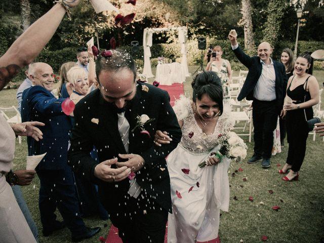 La boda de Ana y Cristian en Sant Andreu De Llavaneres, Barcelona 101