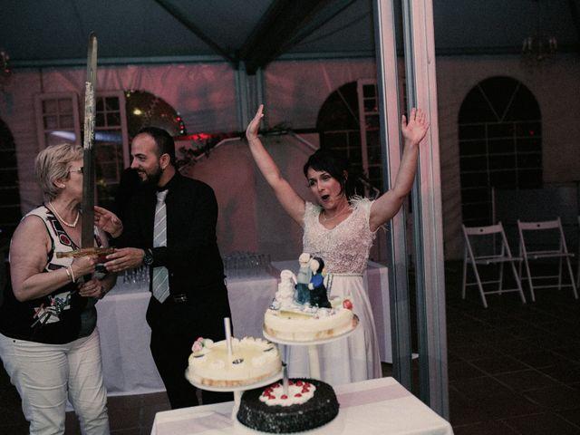 La boda de Ana y Cristian en Sant Andreu De Llavaneres, Barcelona 130