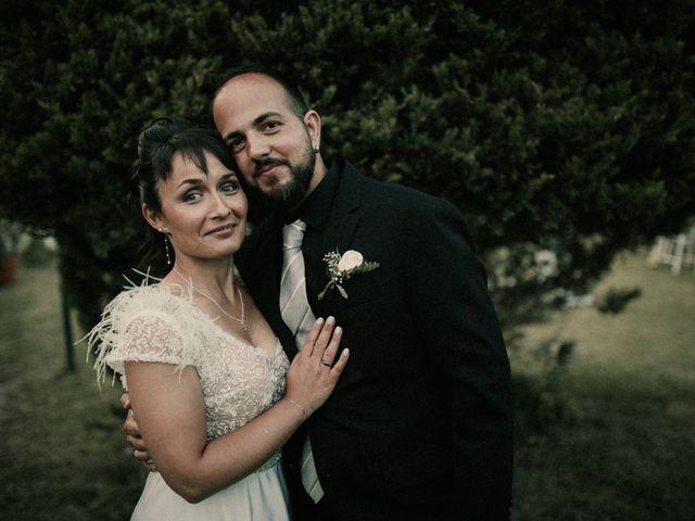La boda de Cristian y Ana