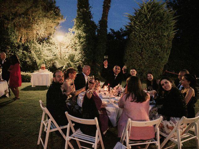 La boda de Ana y Cristian en Sant Andreu De Llavaneres, Barcelona 124