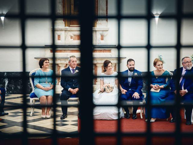 La boda de Rogelio y Ana en Almansa, Albacete 15