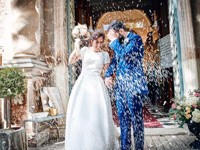 La boda de Rogelio y Ana en Almansa, Albacete 20