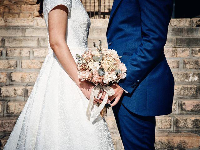 La boda de Rogelio y Ana en Almansa, Albacete 21