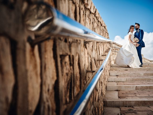 La boda de Rogelio y Ana en Almansa, Albacete 22