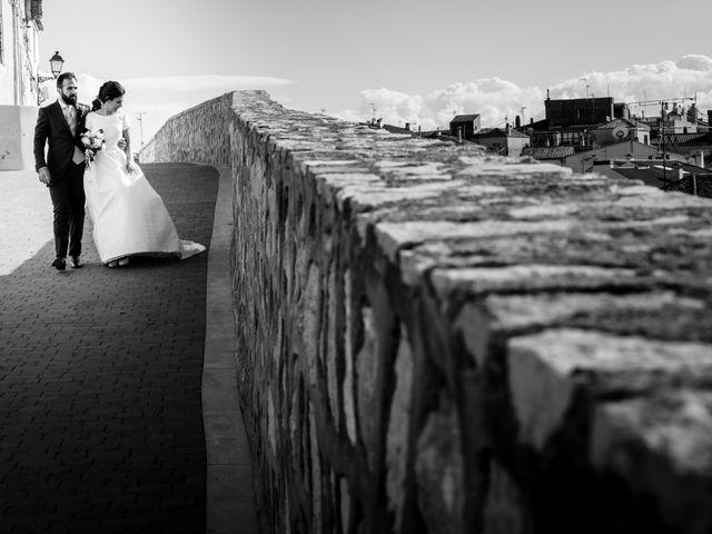 La boda de Rogelio y Ana en Almansa, Albacete 23