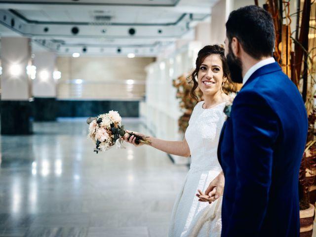 La boda de Rogelio y Ana en Almansa, Albacete 25