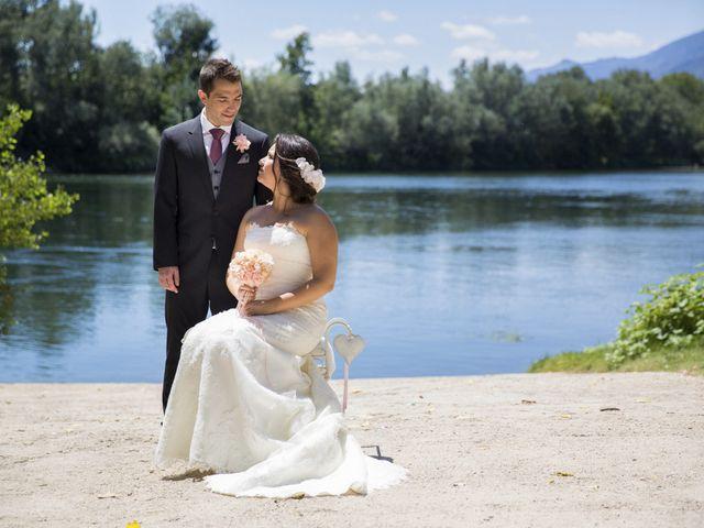 La boda de Estibi y Javi