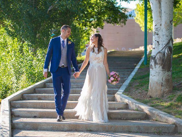 La boda de Emilio y Azahara en Zaragoza, Zaragoza 2