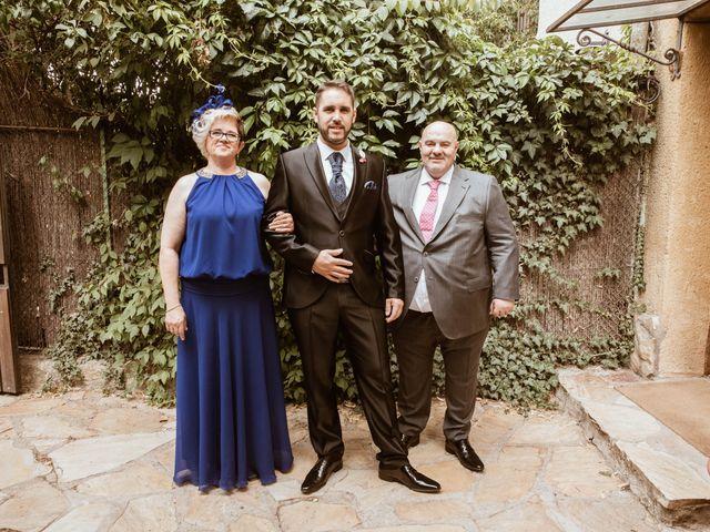 La boda de Adrián y Mónica en Pinilla Del Valle, Madrid 14