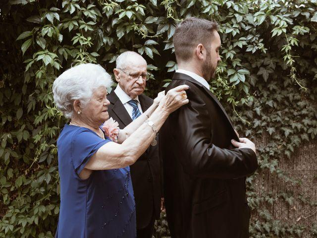 La boda de Adrián y Mónica en Pinilla Del Valle, Madrid 16