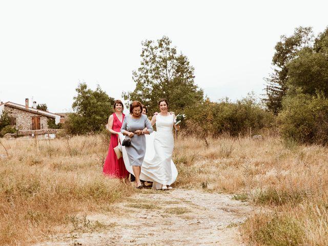 La boda de Adrián y Mónica en Pinilla Del Valle, Madrid 21