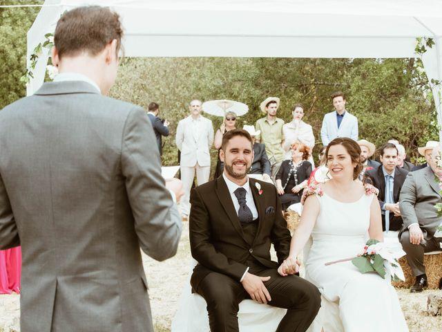 La boda de Adrián y Mónica en Pinilla Del Valle, Madrid 24