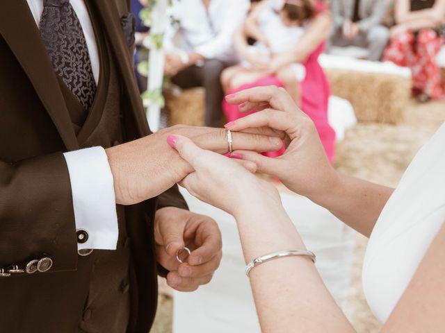 La boda de Adrián y Mónica en Pinilla Del Valle, Madrid 26