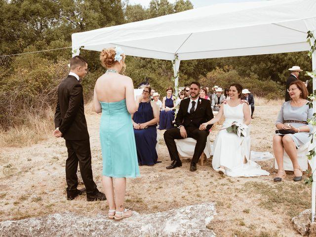 La boda de Adrián y Mónica en Pinilla Del Valle, Madrid 27