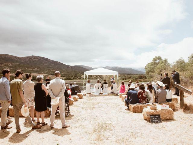 La boda de Adrián y Mónica en Pinilla Del Valle, Madrid 28