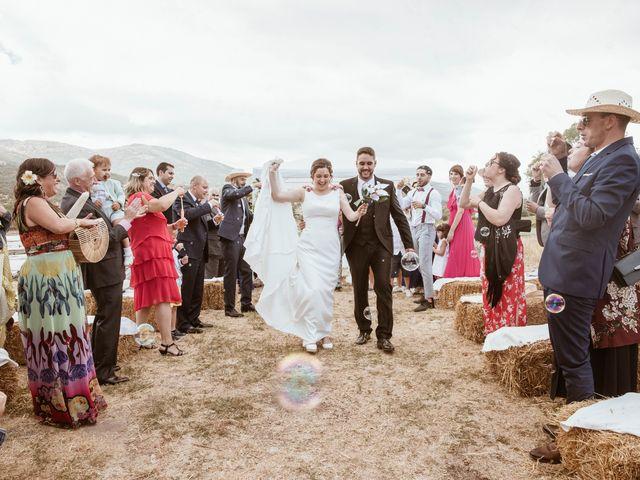 La boda de Adrián y Mónica en Pinilla Del Valle, Madrid 31