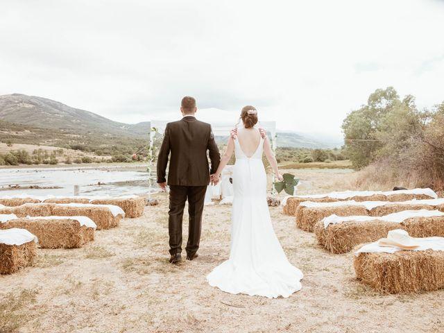 La boda de Adrián y Mónica en Pinilla Del Valle, Madrid 32