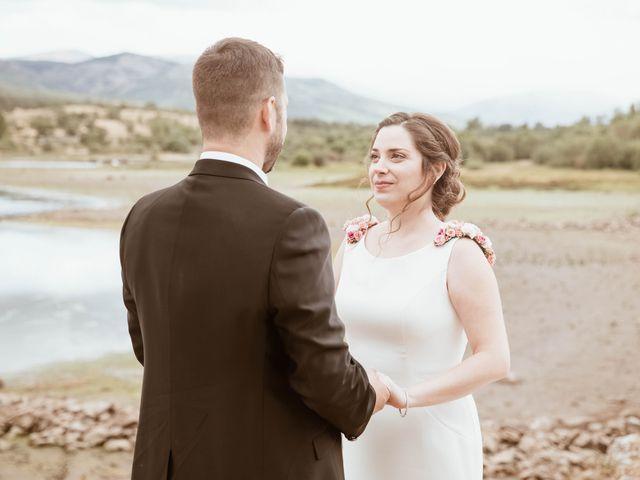 La boda de Adrián y Mónica en Pinilla Del Valle, Madrid 37